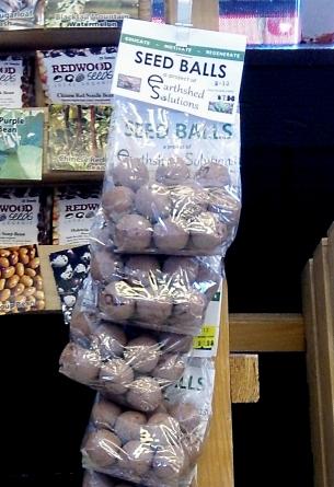 ES Seed Balls at CNF
